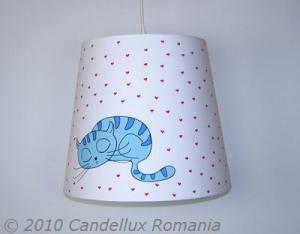 Pendul textil CAT 1x60W E27