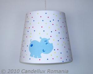Pendul textil HIPPO 1x60W E27