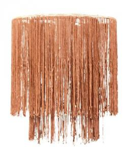 Pendul BRASIL  1X60W E27 Maro textil