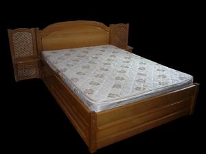 Mobilier dormitor lemn masiv