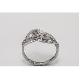 Inel din argint cu pietre zirconiu