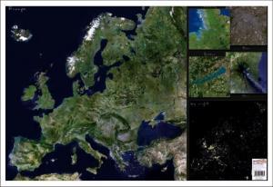 Harta sateliti