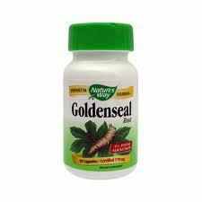GOLDENSEAL 50CPS-Fibroza chistica,Menopauza