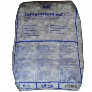 Tablete de sare pentru dedurizare