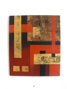 """""""Abstract 19"""" tablou modern abstract 60x50cm"""