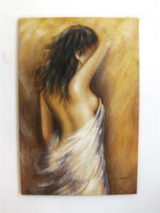 Pictura nud tablou