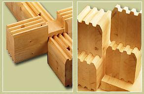 Grinzi lamelare pentru constructii