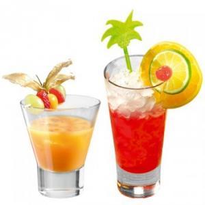 4 pahare pentru cocktail