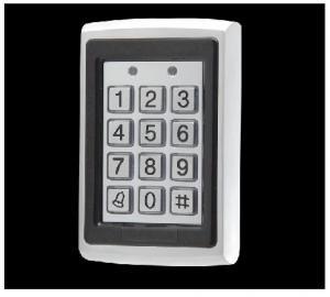 Control acces pentru o usa cu tastatura-500 utilizatori