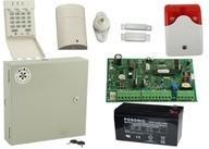 Sistem de alarma Posonic cu sirena de interior-manopera inclusa