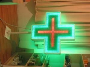 Cruci farmacie leduri