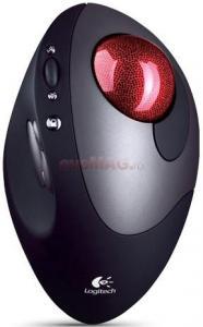Logitech - Mouse Optic Cordless TrackMan