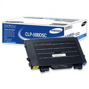 Samsung toner clp 500d5c (cyan)