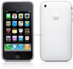 Apple - Telefon Mobil iPhone 3Gs, 16GB (Alb)