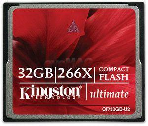 Card ultimate compact flash 32gb
