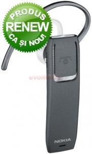 NOKIA -  RENEW!  Casca Bluetooth NOKIA BH-609 (Gri)