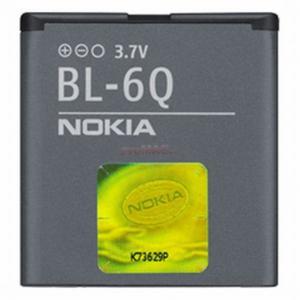 Nokia acumulator bl 6q