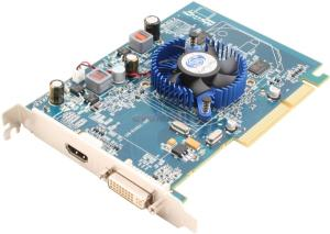 Placa video hd 3450 agp