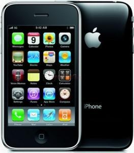 Apple - Telefon Mobil Iphone 3Gs, 32GB (Negru) + CADOU