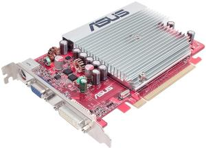ASUS - Placa Video Radeon HD 2400 PRO-14755