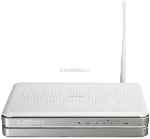 Asus router wireless wl 500gpv2