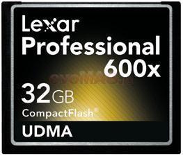 Card compact flash 32gb 600x