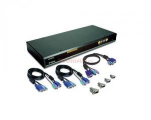 Switch 8 port kvm