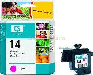 HP - Cap printare HP  14 (Magenta)