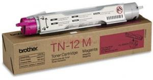 Brother toner tn12m (magenta)
