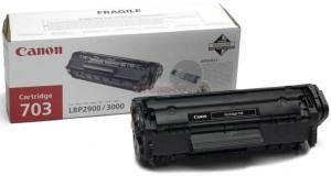 Canon toner 703 (negru)