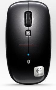 Logitech mouse m555b (negru)