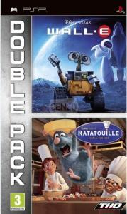 THQ - THQ Ratatouille si Wall-E Double Pack (PSP)