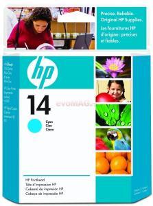 Cap printare hp 14 (cyan)
