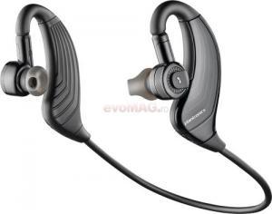 Plantronics -  Casti Plantronics Bluetooth BackBeat 903+ (Negre)