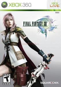 SQUARE ENIX - SQUARE ENIX Final Fantasy XIII (XBOX 360)