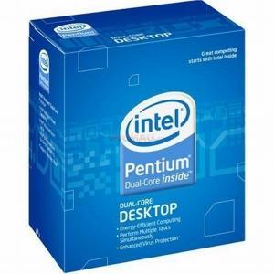 Intel pentium dual core e5400