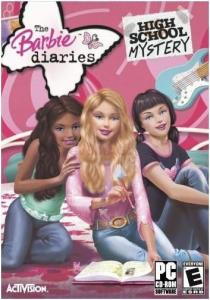 AcTiVision - AcTiVision Barbie High School Mystery (PC)
