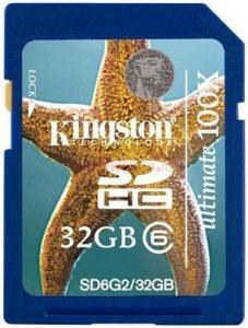 Card sdhc 32gb (clasa 6)