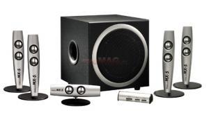 Sistem audio 5.1 canale