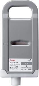 Canon - Cartus cerneala PFI-701GY (Gri)