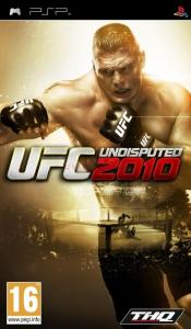 THQ - THQ UFC Undisputed 2010 (PSP)
