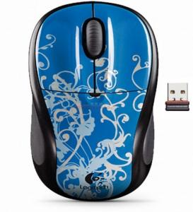 Wireless mouse m305 (blue)