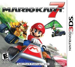 Nintendo - Mario Kart 7 (3DS)