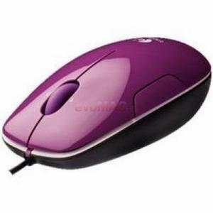 Logitech mouse ls1 (berry)