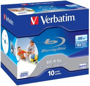 Verbatim - Blu-Ray Disk Dual Layer 50GB