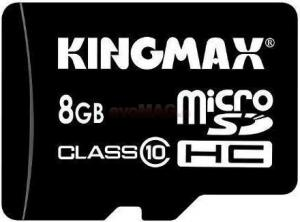 Card microsd 8gb class10