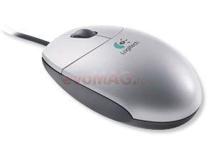 Logitech - Mouse Optic Mini