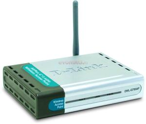 Access point dwl g700ap