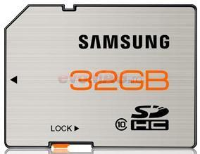 Samsung - Card Memorie SDHC 32GB Class 10