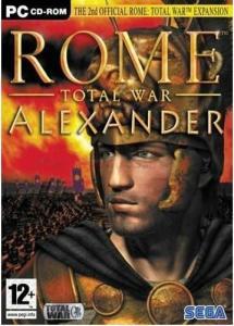 SEGA - SEGA Rome: Total War - Alexander (PC)